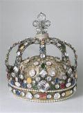 """Exposition """"Fastes de cour"""", couronne de Louis XV, © Martine Beck-Coppola / RMN"""