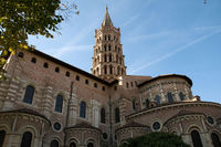 Basilique Saint Sernin - © Jc de Boissezon