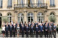 Remaniement ministérielle, le nouveau gouvernement © Service photo de l'Elysée
