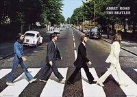Abbey Road, studio  d'enregistrement des Beatles © Droits réservés
