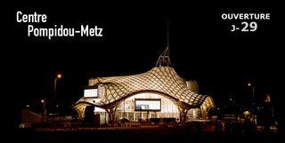 Centre Pompidou-Metz © www.centrepompidou-metz.fr/