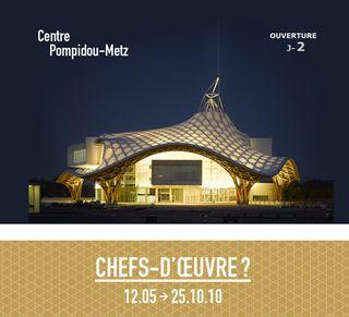 Centre Pompidou-Metz © www.centrepompidou-metZ