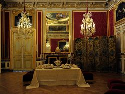 Le Grand Couvert de la Reine restauré © EPV/ Christian Milet