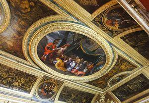 Restauration du Grand Couvert de la Reine © EPV