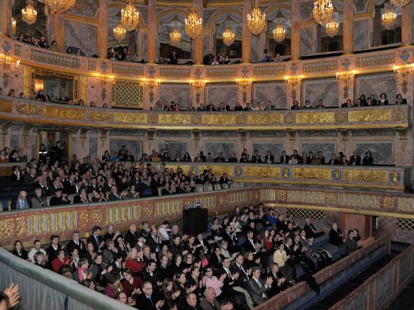 Voeux 2011 du Président du château de Versailles © EPV/ Jean-Marc Manaï