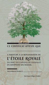 Adoptez un arbre © EPV
