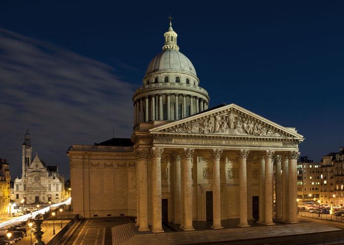 Panthéon : DR @CMN